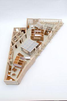 Galería de Oficinas ImasD / Yemail Arquitectura - 18