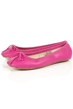 Cheap ballet flats from Top Shop