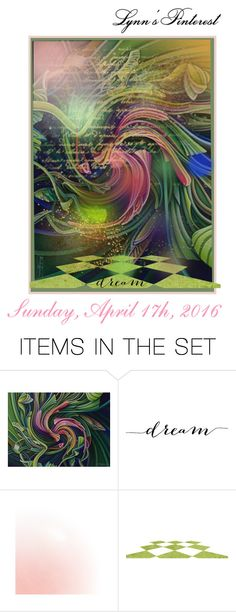 """""""April 17th, 2016 -  #3834"""" by lynnspinterest ❤ liked on Polyvore featuring art"""
