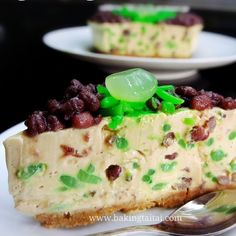 My hubby is a great fan of Chendol. Thus I have experimented and created this non-bake Chendol cheesecake to celebrate our 16th wedding...