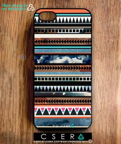 Geometric Pattern iPhone 5 Case Photographic by casesbycsera, $24.99