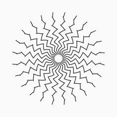 """beesandbombs: """" circle lines """""""