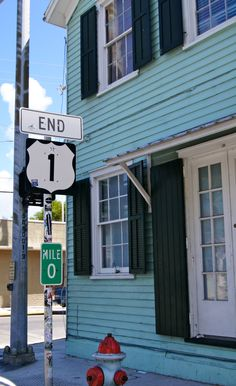 Southernmost City, Key West / Mile marker 1