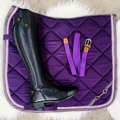 """Urban Horsewear on Instagram: """"The beautiful Golden Gate Saddlepad from HKM 💜 Shop here: www.urbanhorsewear.com 💵 Afterpay & Zippay 🇦🇺 Free postage on orders over $99 Aus…"""" Golden Gate, Equestrian, Rubber Rain Boots, Urban, Free, Shopping, Beautiful, Shoes, Instagram"""