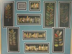 By Vicky Harrison's class - Anglo Saxon corn paintings. Viking S, Beowulf, Story Of The World, Home Learning, Anglo Saxon, Art Lessons, Home Art, Art For Kids, Celtic