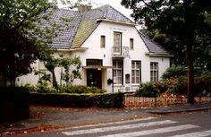 Het oude gemeentehuis van Sint Pancras. Nu in gebruik als natuurmuseum Westflinge.