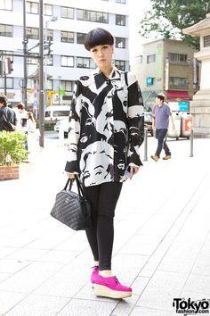 Harajuku street fashion | SO CUTE!!!!!!!!!!
