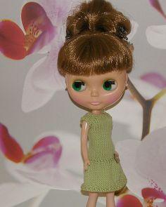 Neo blythe zinochika zinochka takara tony doll who knew for Blythe le jardin