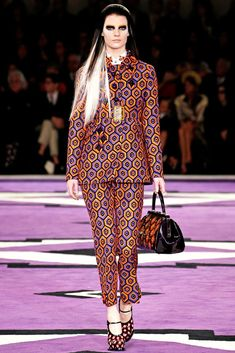 Prada FALL 2012 READY-TO-WEAR