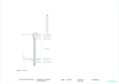 Image 30 of 30 from gallery of Lombard Wharf / Patel Taylor. Facade Section Detail Thames Path, Image 30, Public Realm, Precast Concrete, Site Plans, Facade, Floor Plans, Doors, How To Plan