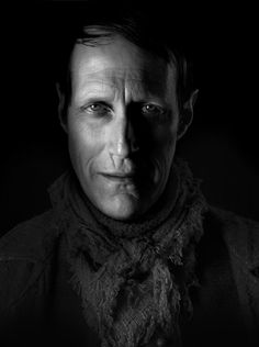 THE SWEDE!   Christopher Heyerdahl in Hell on Wheels