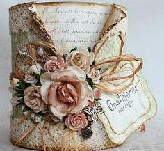 Dekorative Lagerung KOYTIA aus karton | SOULOUPOSE DER