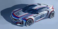 CSL Automotive Art Sketch Design by Antti Savio Bmw Sketch, Car Design Sketch, Truck Design, Porsche, Audi, Jaguar, Bugatti, Mustang, Bmw Concept