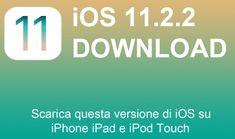 Apple rilascia iOS 11.2.2