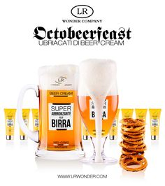 Oktobeerfeast ubriacati di Beer Cream!