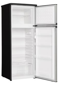 5 Best Apartment Refrigerator List And Buyer's Guide By Expert Apartment Size Refrigerator, Compact Refrigerator, Top Freezer Refrigerator, Door Shelves, Glass Shelves, Dormitory, Cool Apartments, Small Living, Refrigerators