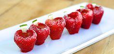 Strawberry Daiquiri Jelly Shots