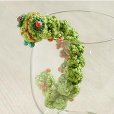 Ravelry: Workshop—Crochet caterpillar pattern by Luise Roberts