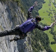 BASE Jumping Base Jumping, Paragliding, Skydiving, Extreme Sports, Stunts, Bats, Golf, Meet, Adventure