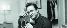 9 Rare, Never-Before-Seen Johnny Cash Photos From 'LIFE Unseen: Johnny Cash'