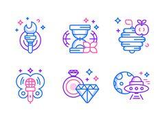 Best #Icons of the Month! (October) - http://iconutopia.com/best-icons-of-the-month-october/