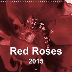 Red Roses - CALVENDO