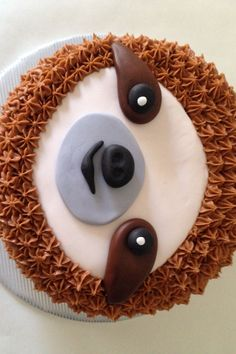 sloth cake - Google Search