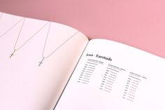 Fine Pieces / Jewellery catalogue on Behance