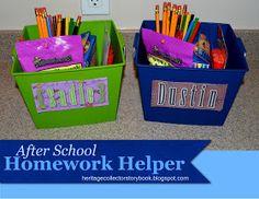 Heritage Collector Storybook: The Homework Helper!