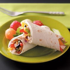 Citrus Chicken Fajitas ... use MSPI-friendly tortillas and skip the cheese
