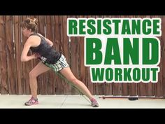 Resistance Band Workout - WorkOut With Di