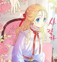 Mangazuki is Back and Now You will Again Read Manga Online for FREE with the Awesome Features. You're never alone when you're reading manga on our site. Anime Girl Cute, Beautiful Anime Girl, Anime Art Girl, Blonde Hair Anime Girl, Days Manga, Anime Prince, Manhwa Manga, Manga Girl, Anime Chibi