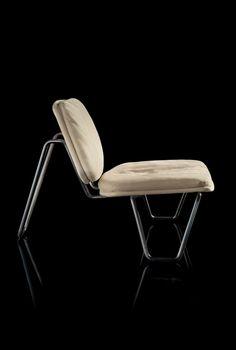 Black Widow Chair | Designer: Massimo Castagna