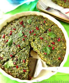 another one of my favorite Persian dishes that is not only healthful but very delish!