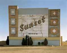 """houkgallery: """"Stephen Shore (American, b. West Avenue, Amarillo, Texas, October 1974 ©Stephen Shore/Courtesy of Edwynn Houk Gallery """" Stephen Shore, William Eggleston, Color Photography, Street Photography, Landscape Photography, 1970s Photography, Classic Photography, Contemporary Photography, Glamour Photography"""