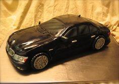 bmw car cakes