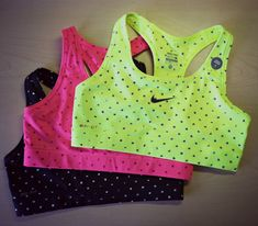The Nike Pro Core Bra has got you covered. Check out all the colors! #BeActive