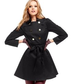 Brit Chic by H Fashion ... Cute Trench