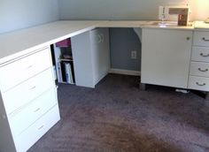pieces from Lowes to create this space.