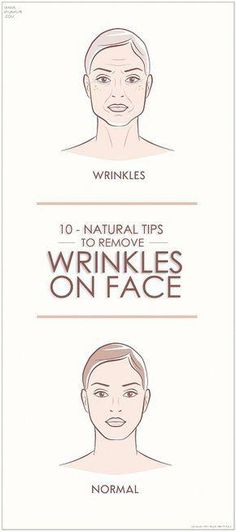 Face wrinkles can diminish your beauty. Here are the best home remedies methods for how to remove wrinkles on face naturally. #NaturalFaceCream Cream For Oily Skin, Face Cream For Wrinkles, Face Creams, Clear Skin Face, Face Skin Care, Wrinkle Remedies, Eye Wrinkle, Wrinkle Creams, Wrinkle Remover