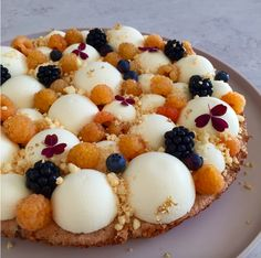 Hasselnøde-citron kage. Ditte Julie Jensen