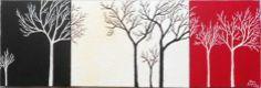 "Tablou ""Prietenie"" - PatriciaShop | Crafty Paintings, Crafty, Abstract, Artwork, Work Of Art, Paint, Painting Art, Draw, Painting"