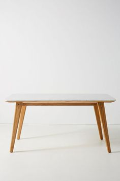 For everyday and entertaining: explore our unique collection of vintage-inspired dining tables, marble tables, counter tables and stool sets. Scandi Dining Table, Midcentury Modern Dining Table, Unique Dining Tables, Solid Oak Dining Table, Dining Room Table, Kitchen Tables, Kitchen Dining, Hanging Furniture, Dining Room Furniture