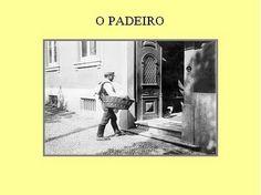 -: Antigas Profissões de Lisboa-padeiro Portugal, Portuguese, Past, Culture, Black And White, Country, Couple Photos, Vintage, Madness
