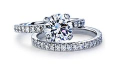 Wedding Ring Guide: Pairing Engagement Rings & Bands | Blue Nile