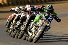 Now that is racing!!!