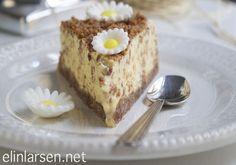 Homemade delicious daim ice cake Ice Cake, Trifles, Scream, Pudding, Ice Cream, Favorite Recipes, Homemade, God, Baking