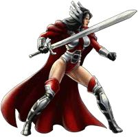 Lady Sif Marvel | Sif-Classic.png