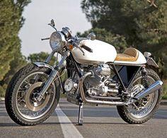 Espressoracer Moto Guzzi (base Moto Guzzi T3 850) | RocketGarage