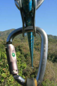 Go zip lining in a foreign country. Preferably in the jungle or rainforest.